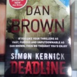 Dan Brown vs Simon Kernick