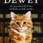 Recension: Bibliotekskatten Dewey av Vicki Myron