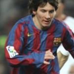 Messi, av Luca Caioli