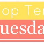 Top Ten Tuesday – Top Ten Most Memorable Secondary Characters