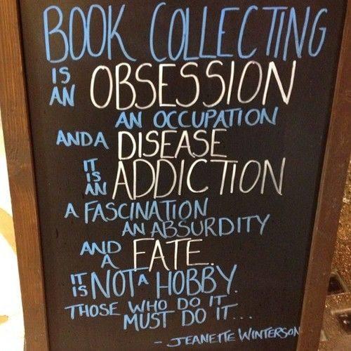 book collekting