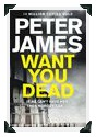 Recension: Want you dead av Peter James